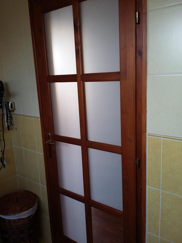 matt fehér ajtófólia