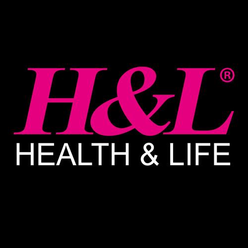 H&L HEALTH&LIFE LOGO