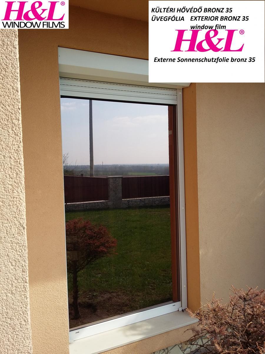 H&L Solar Control Window films   Solar Control and Safety Window films