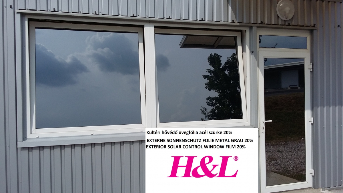 H&L Solar Control Window films | Solar Control and Safety Window films